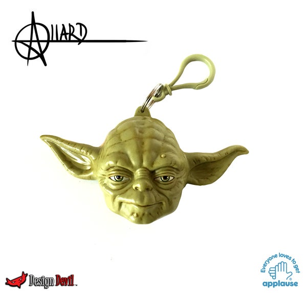 Image of Yoda Vinyl Treasure Keeper
