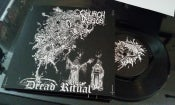 "Image of Dread Ritual 7"" vinyl"