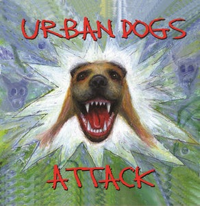 Image of T&M 026 LP - Urban Dogs - ATTACK - Vinyl LP