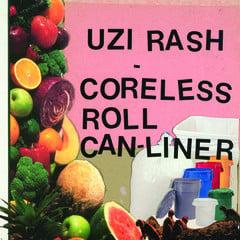 "Image of Uzi Rash ""Coreless Roll Can Liner"" LP"