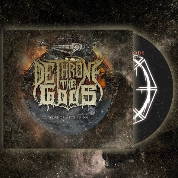 "Image of EP ""Tyrants Ascending"""