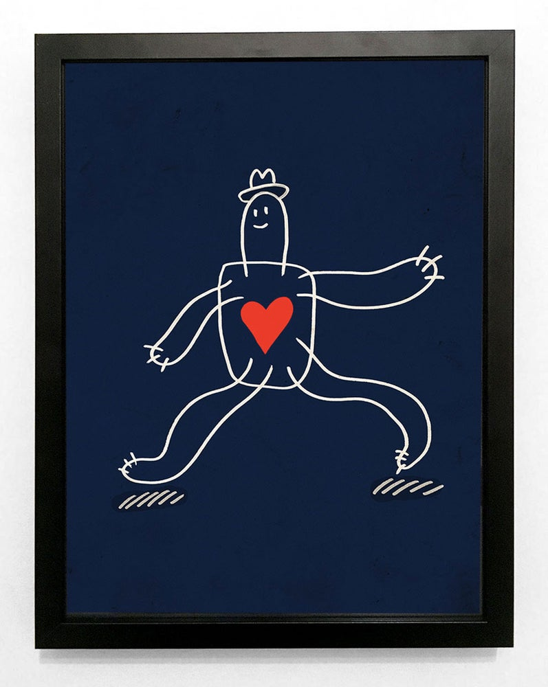 Image of Heart Man