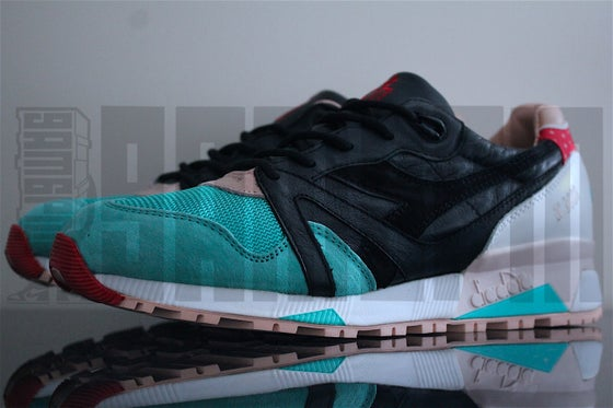 "Image of Diadora N9000 x LIMITEDITIONS ""CASTELLERS"""