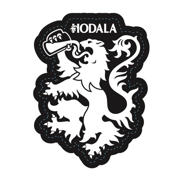 Image of Hodala Lion Sticker