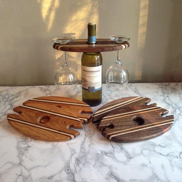 Image of Wine display