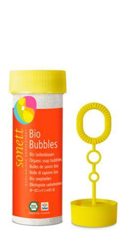 Image of Sonett Bio bubbles (sæbebobler) 45ml