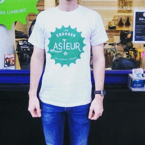 Image of Le Tee-Shirt Courses Asteur