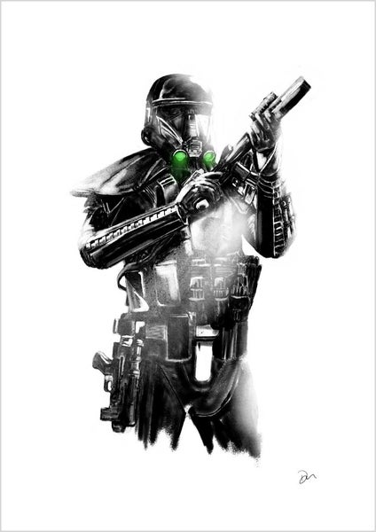 Image of 1st Edition Death Trooper
