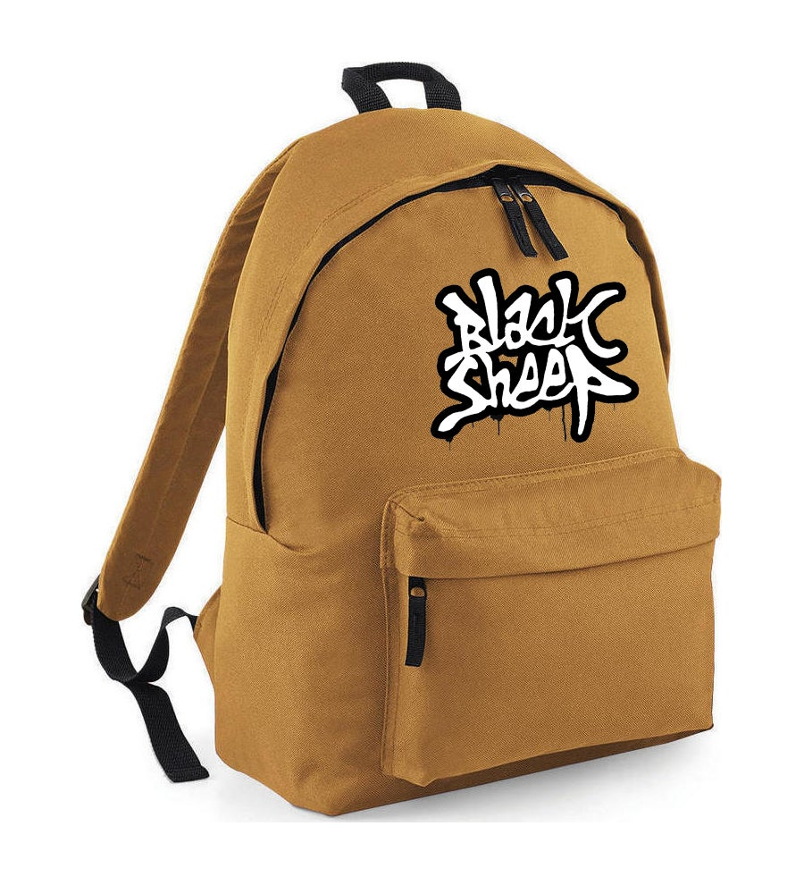 Image of DRIP BACKPACK (CARAMEL)