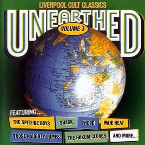 Image of UNEARTHED - LIVERPOOL CULT CLASSICS VOL. 3 - VARIOUS ARTISTS