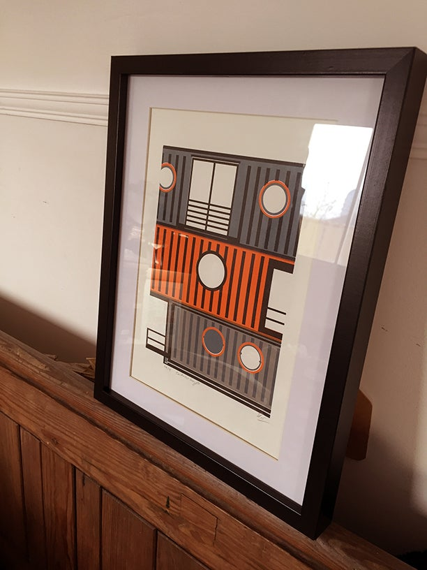 Image of Container Prints