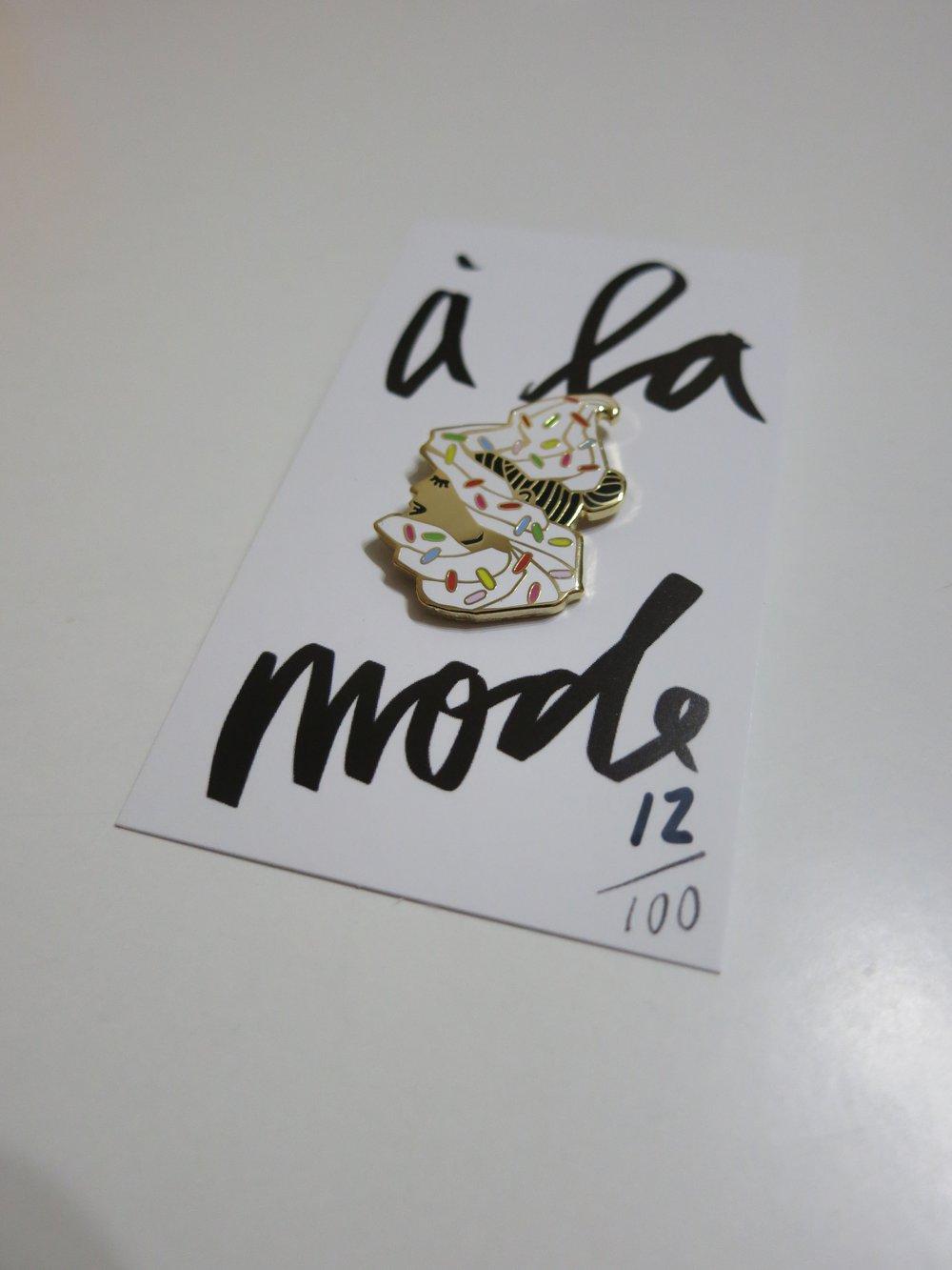 Image of à la mode