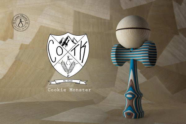 Image of Nic Stodd Pro Mod - Cookie Monster
