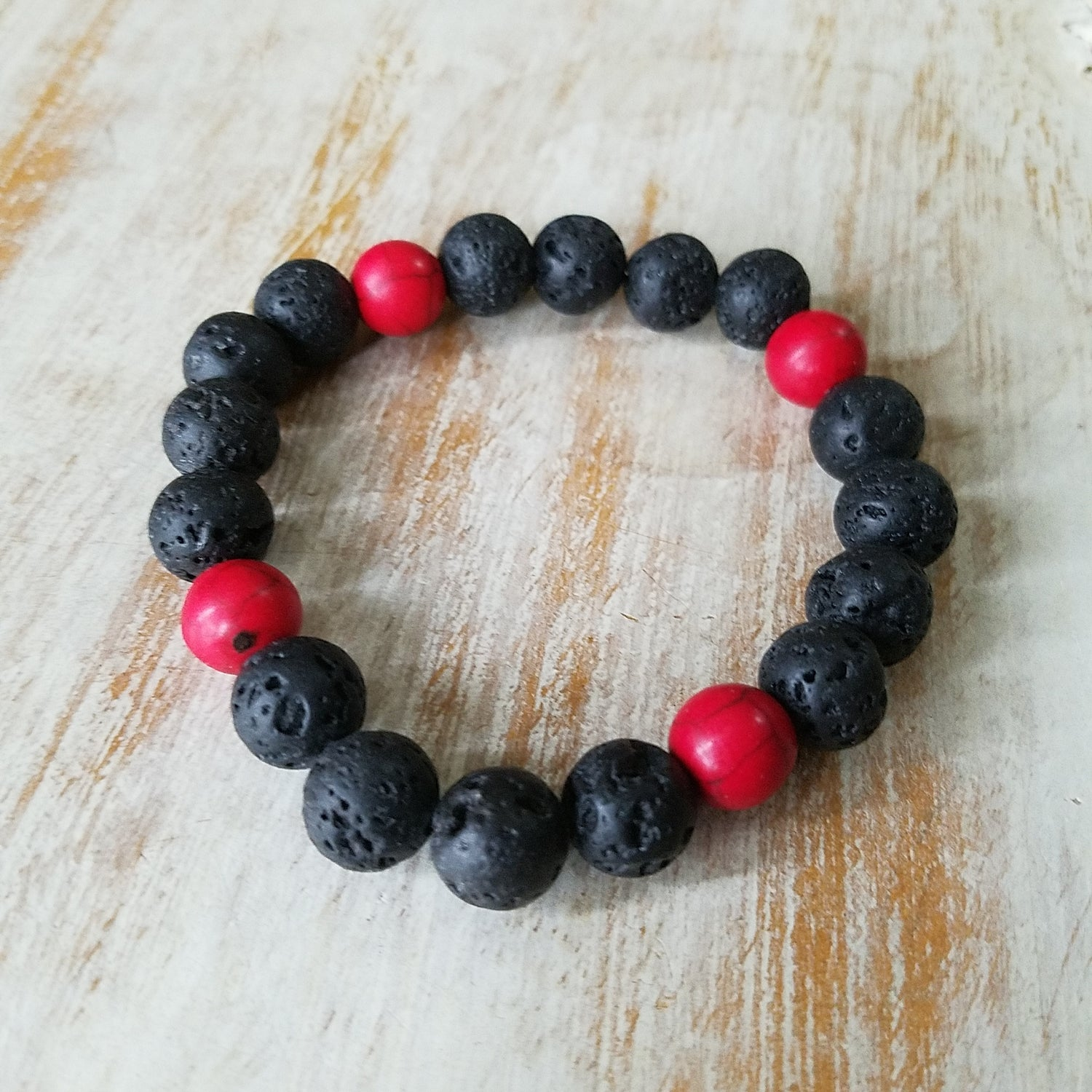 Image of RED COURT BRACELET