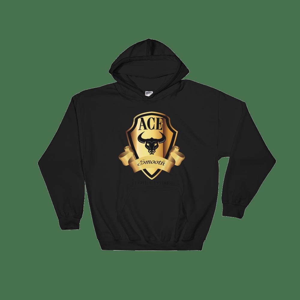 Image of Gold Logo Hoodie