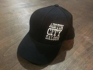 Image of Austin City Saloon flex-fit cap