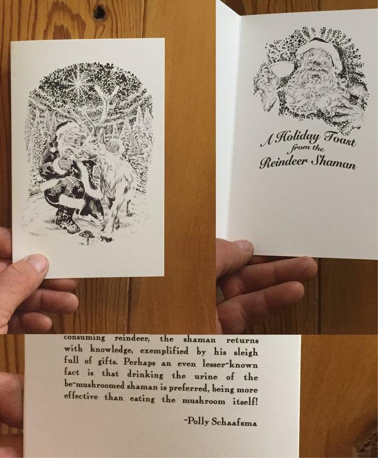 Image of Reindeer Shaman Card!