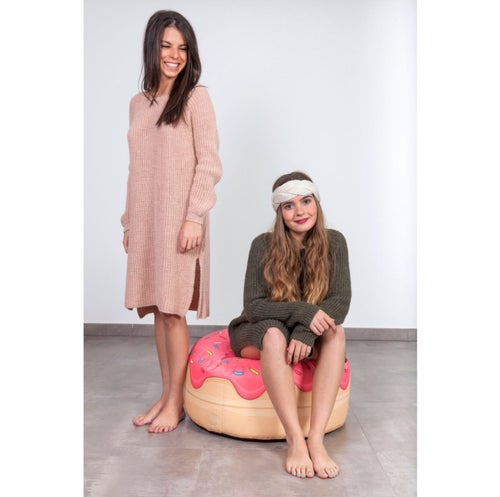 "Image of Maxi Jersey ""Winter Girl"" (2Colores)"