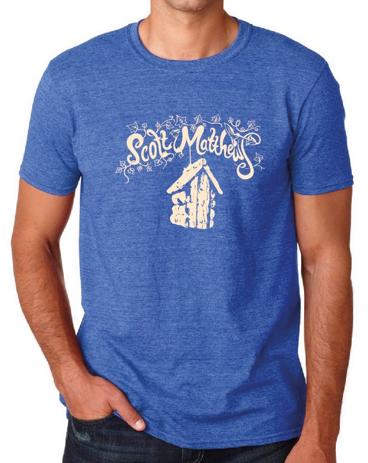 Image of Scott Matthews T-shirt - Mens