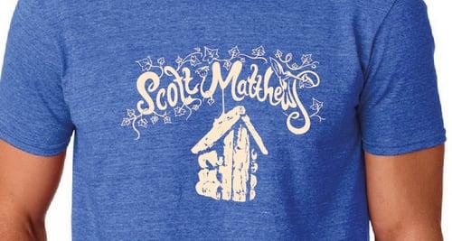 Image of Scott Matthews T-shirt - Mens