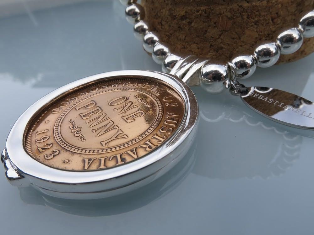 Image of B019-Penny bracelet