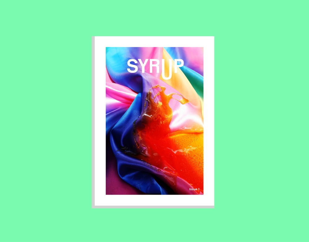 Image of SYRUP magazine issue 1