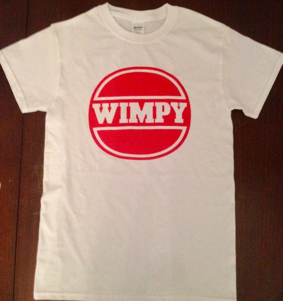 Image of WIMPY UNISEX T-SHIRT