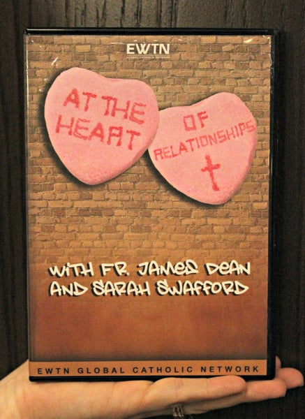 Image of At the Heart of Relationships DVD