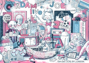 Image of Adam & Joe Poster - BFI, London 2016