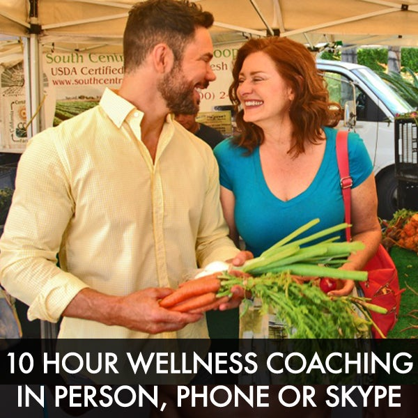 Image of 10 Hour Wellness Coaching Package