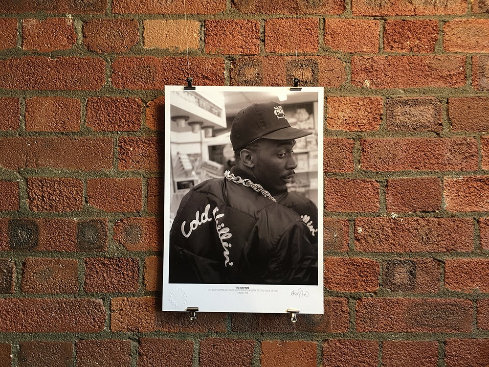 Image of Big Daddy Kane - London 1988