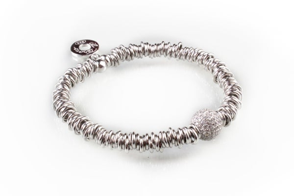 "Image of Armbänder ""Limited Edition"" Rhodium"