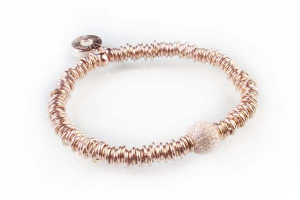 "Image of Armbänder ""Limited Edition"" Rosévergoldet"