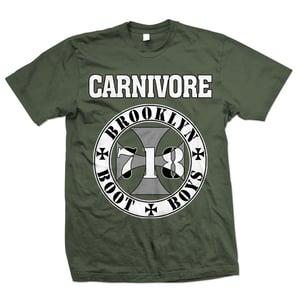 "Image of CARNIVORE ""Brooklyn Boot Boys"" T-Shirt"