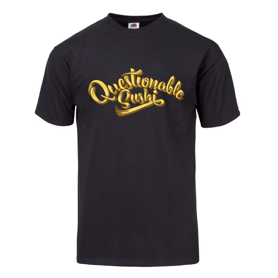 Image of Gold Logo T-shirt