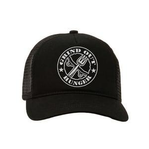 Image of Grind Out Hunger Trucker Hat