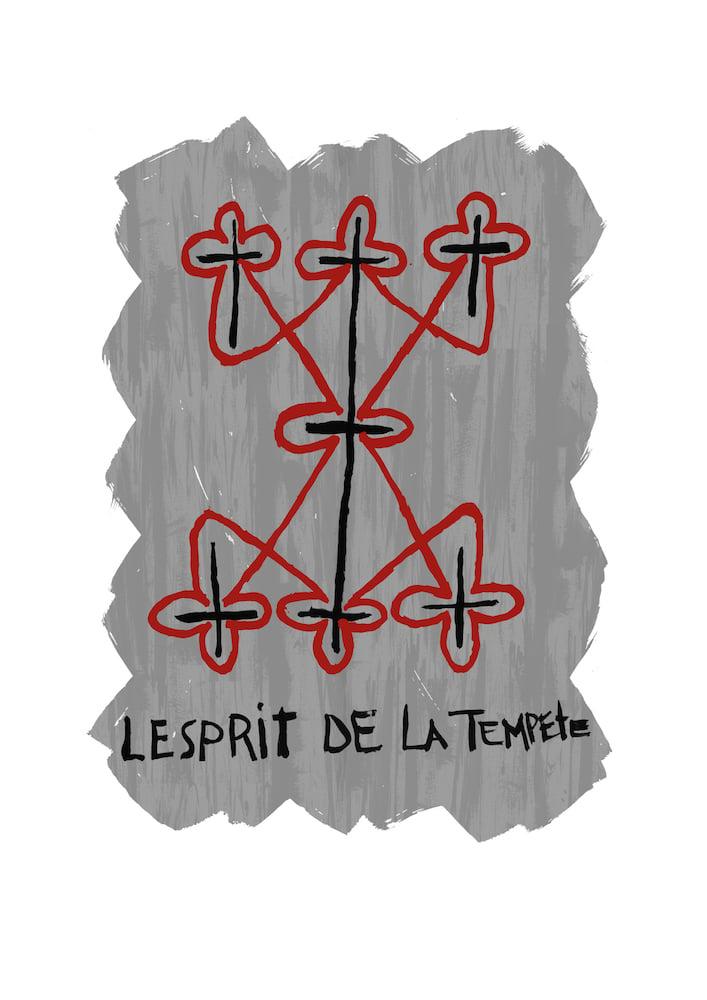 Image of LESPRIT DE LA TEMPETE