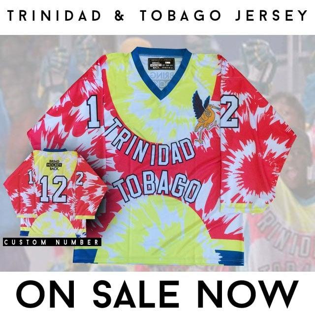 Trinidad & Tobago Jersey