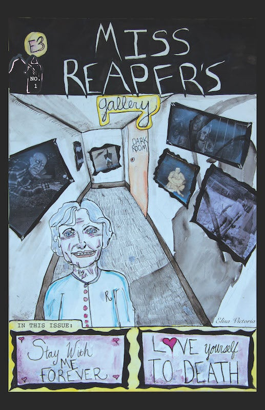Image of Miss Reaper's Gallery No. 1