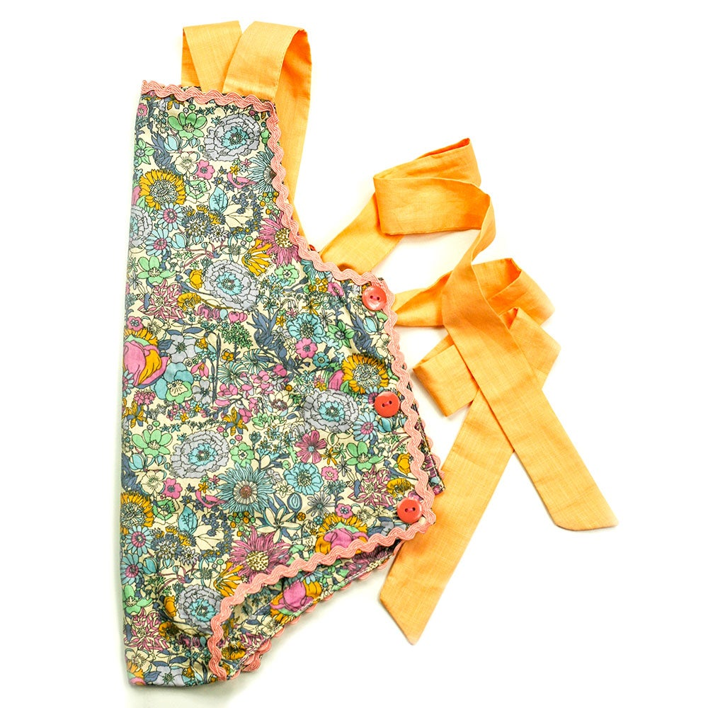 Image of Vintage Bambini Playsuit - Petal