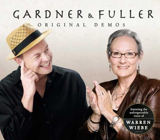 Image of Gardner & Fuller - Original Demos feat. Warren Wiebe