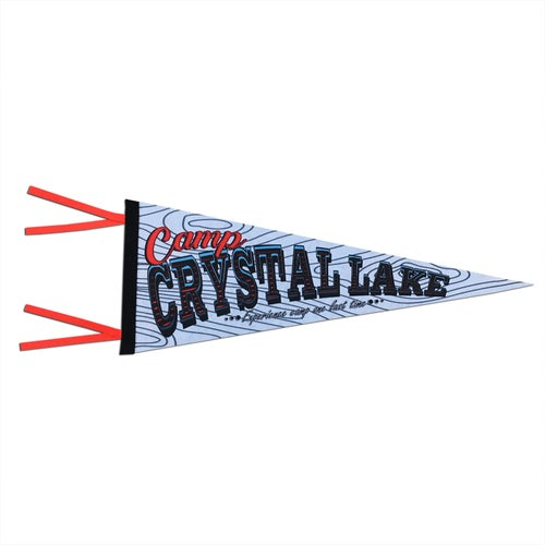 Image of Camp Crystal Lake - Pennant