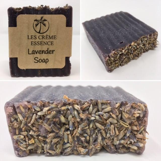 Image of Lavender Soap Coconut Milk Soap