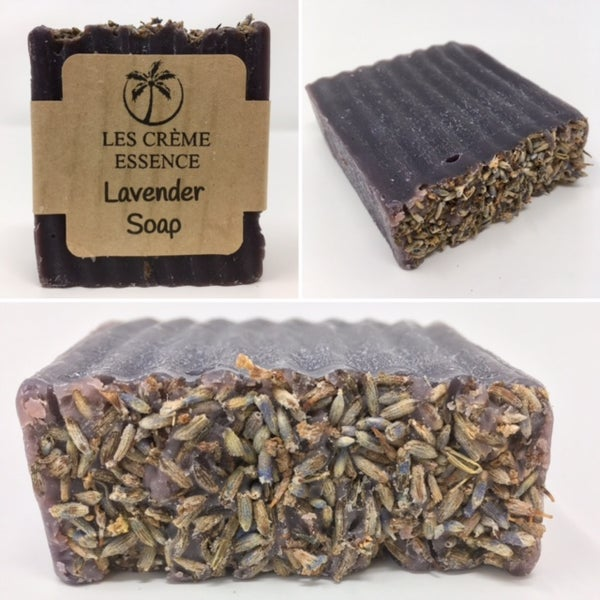 Image of Lavender Soap Coconut Milk Soap