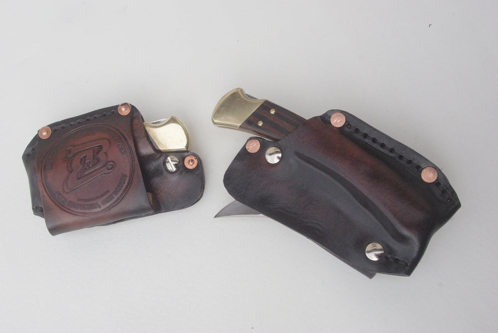 Image of Buck 110 / 112 Quick Draw Knife Sheath