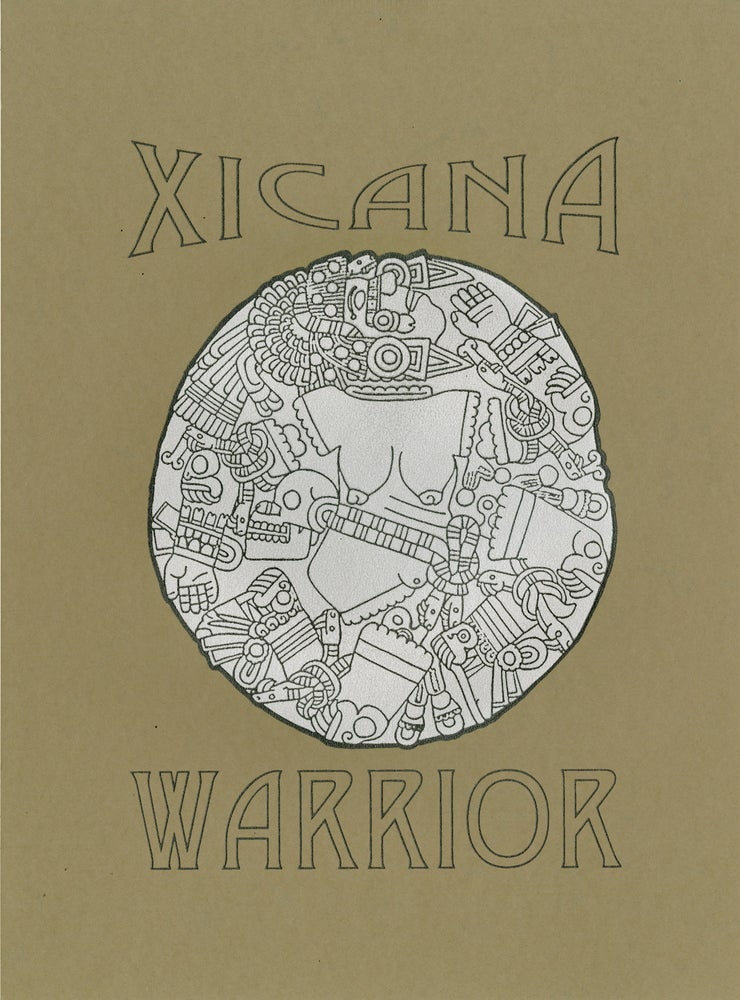 Image of Xicana Warrior (2016)