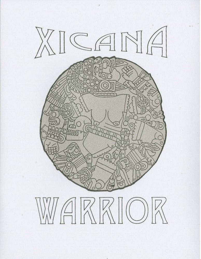 Image of Xicana Warrior (2016)