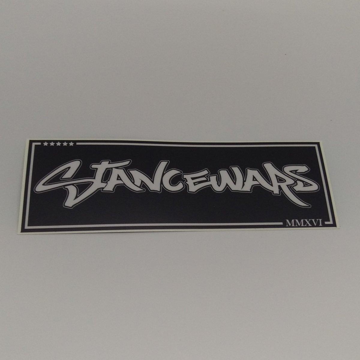 Image of Black Matte x Logo Slap