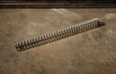 Image of Ti Parts Workshop Rear Derailler Titanium Spring