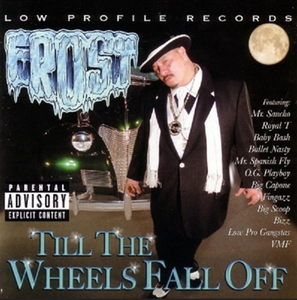 Image of Frost – Till the Wheels Fall Off CD